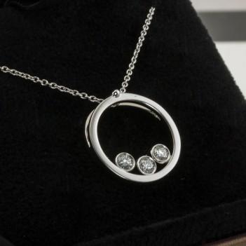 Collar plata Xavier del Cerro