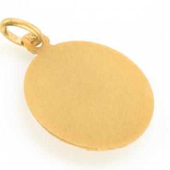 Pulsera plata-oro amarillo