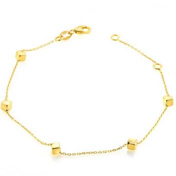 Pulsera Oro Amarillo