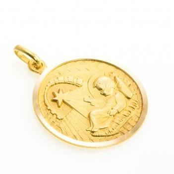 Medalla Niño de Pajas
