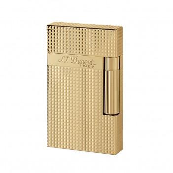 Encendedor Dupont Line 2 Lighter Gold