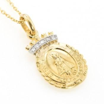 Medalla de Covadonga con brillantes