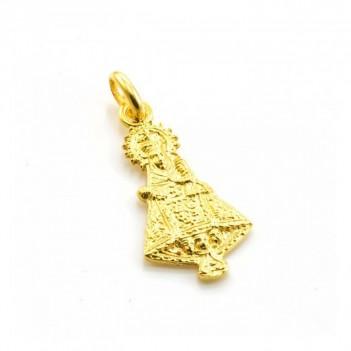 Medalla de La Virgen de Covadonga en Oro 3.67 g
