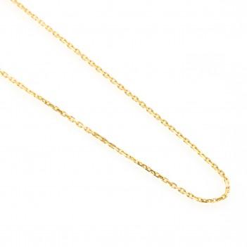Cadena oro amarillo 1.60 gramos