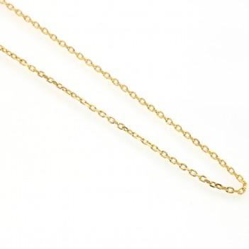 Cadena en oro amarillo 1.65 gramos