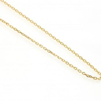 Cadena en oro amarillo 2.5 gramos