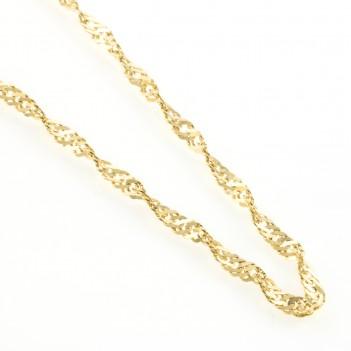 Cadena en oro amarillo de 4 gramos