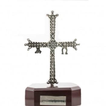 Cruz de la Victoria en plata