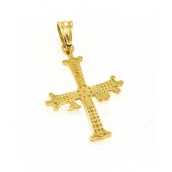 Cruz Asturias Oro Amarillo