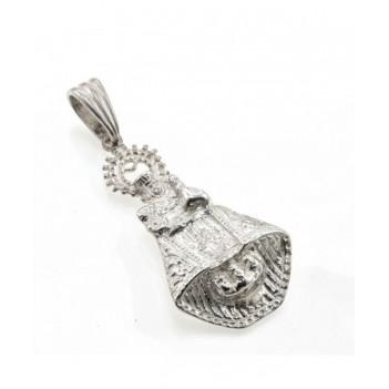 Medalla plata Virgen de Covadonga
