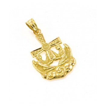 Cruz Oro Amarillo 2g